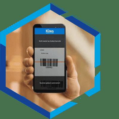 Van de inkoop tot de gehele magazijnautomatisering inclusief de verzending en de facturering: alle gegevens worden geheel geïntegreerd.